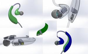 Hooke: Wireless 3D Audio Headphones