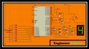 Fastest finger first Using 8051 Microcontroller