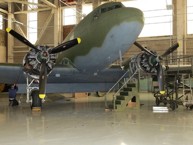 WW2 D-Day Dakota to fly again!