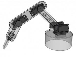Robotic Arm Arduino