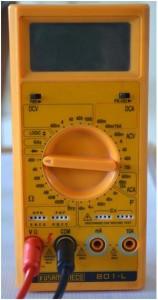 Multimeter Image