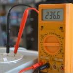 Multimeter output