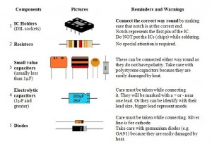 electronics project1