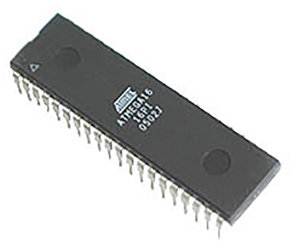 Interfacing DS1307 with Atmega 16 AVR MCU