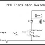 NPN-Transistor-Switch