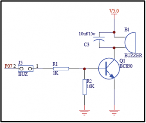 Interface Buzzer with LPC2148