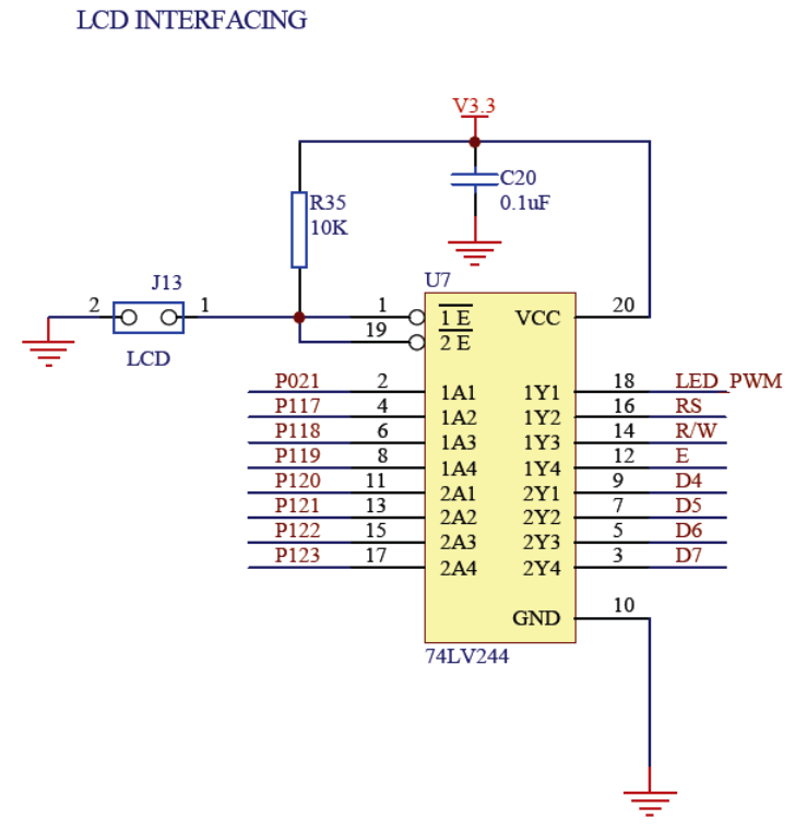 ADC of LPC2148