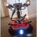 TinkTrak A DIY Robot using Raspberry Pi