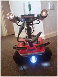 TinkTrak: A DIY Robot using Raspberry Pi