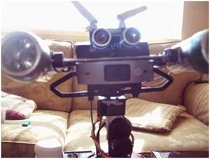 TinkTrak: A DIY Robot using Raspberry Pi