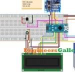 Temperature Data Logger circuit-min