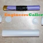 Temperature Data Logger preparing battery-min