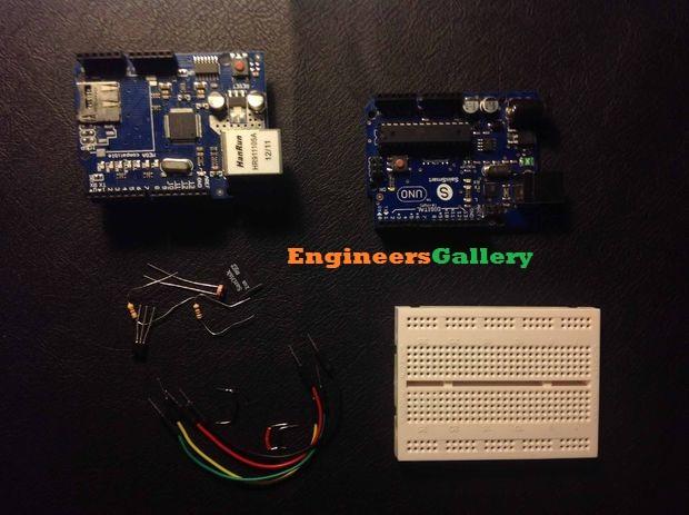 arduino temperature logger 1