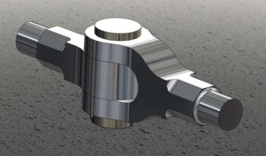 Design of Cotter Joint to Connect Piston Rod and Crosshead