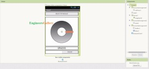 App for stepper motor