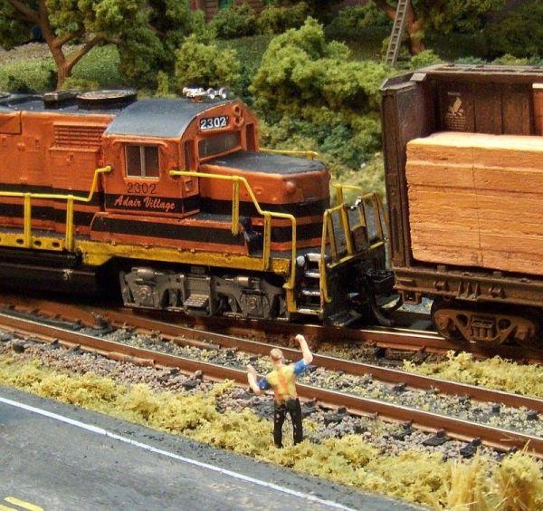 Arduino Model Train