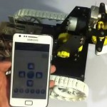 Android Military Spying & Bomb Disposal Robot1