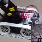 Android Military Spying & Bomb Disposal Robot2