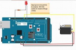 Arduino-board wan