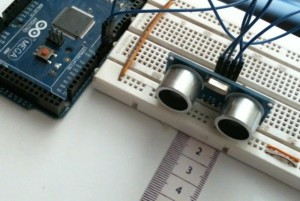 Calculating distance with Arduino
