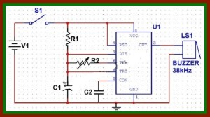 Electronic-Mosquito-Repellent-Circuit-Diagram