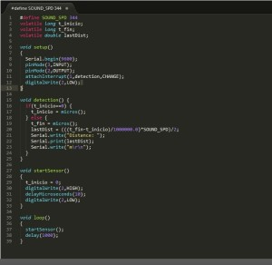 HCSR04-code1