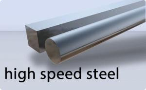 High speed steels