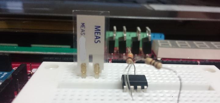 Simple Pressure Sensor Amplification Circuit Diagram Sensorcircuit