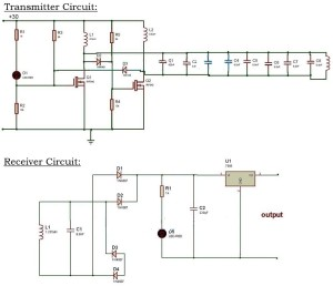 Wireless-Battery-Charger-Circuit-Diagram