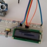 With the Arduino Uno and HC-SR04 Distance Measuring Using Lcd3