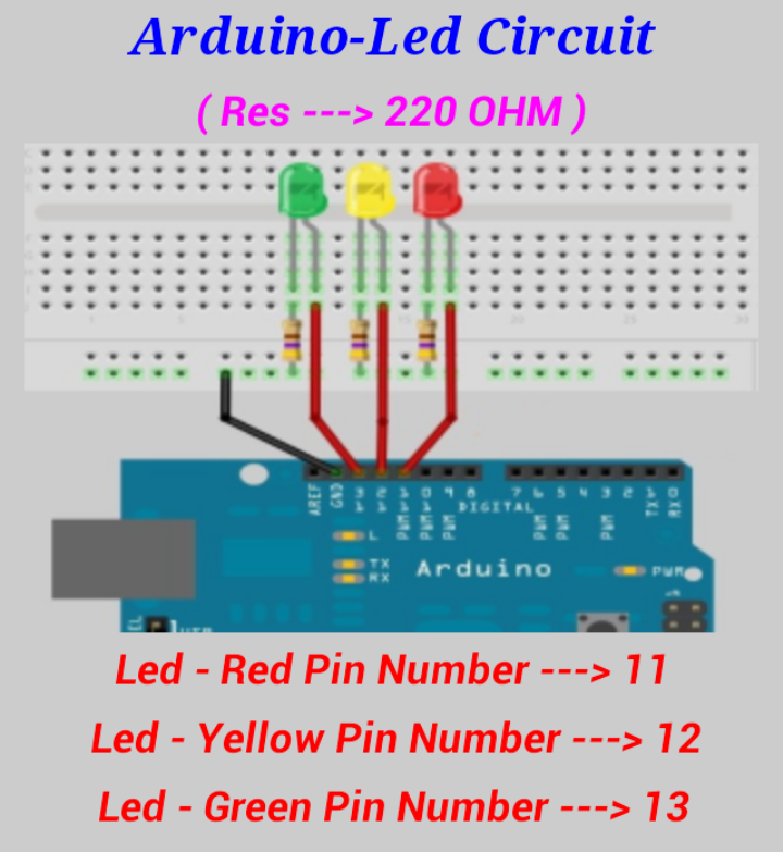 Arduino android bluetooth led control engineers gallery