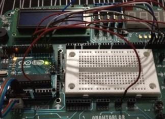 LDR LED Control
