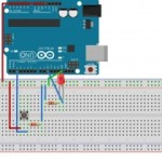 use of button with the arduino