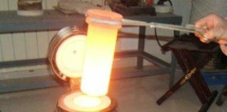FURNACES FOR MELTING DIFFERENT MATERIALS