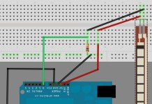 Arduino UNO: Flex Sensor and LEDs