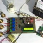 Power Meter billing Plus Load Control Using GSM1