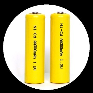 Simple USB battery charger