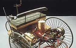 Automobile invention
