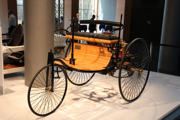 the car invention The automobile is one more invention that always seems to have just one more antecedent the earliest steam-powered car we know about was finished.