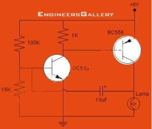 Flasher Circuit