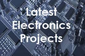 latest 2016 electronics projects