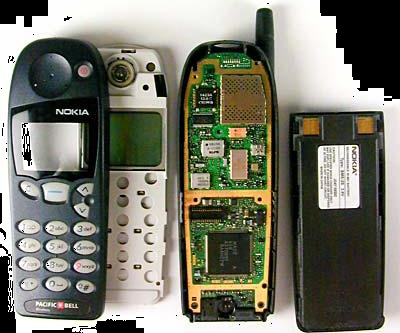 mobile phones embedded system