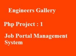 job portal system php
