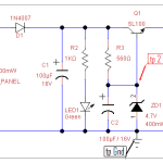 solar-power-mobile-charger-circuit testpoint