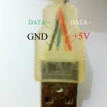 usb wireing
