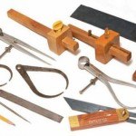 Marking and Measuring Tools Used In Carpentary Shop