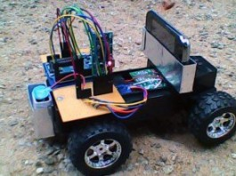 Making an Object/Human Tracking System: Using Arduino Libraries