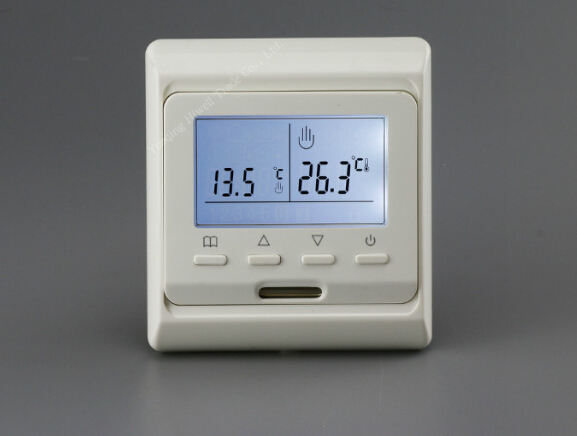 CONTROL OF HEATING DEVICES