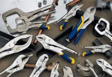 SHEET METAL TOOLS