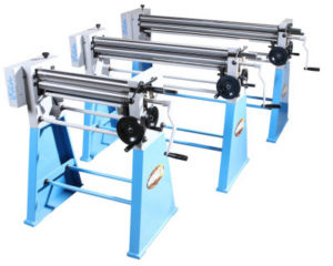 MACHINES USED IN SHEET METAL SHOP